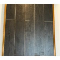 Wood grain surface 8mm Laminate flooring soft &natural