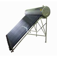 High pressure Stainless solar water heater