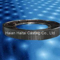 casting steel rotary kiln girth gear