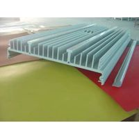 Over 300mm super wide plate aluminum profiles radiator