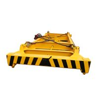20feet 40feet semi-automatic container spreader