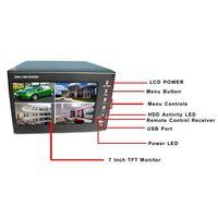 LCD DVR Monitor, LCD Standalone DVR