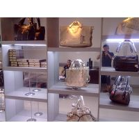 bag display showcase