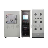 HF600 Hot Filament Chemical Vapor Deposition HFCVD Coating Machine Vacuum Coater for Laboratory