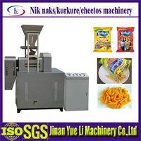 Low cost High quality Production Kurkure Snacks Machine thumbnail image