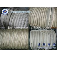 white professional rope
