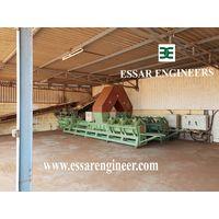 ESSAR 5KG COCO PEAT (COIR PITH) BLOCK MAKING MACHINE