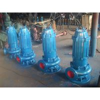 diving pollution discharge pump
