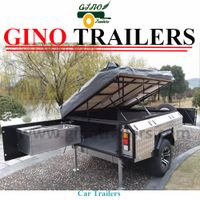 Factory Direct Soft floor off road camper trailer