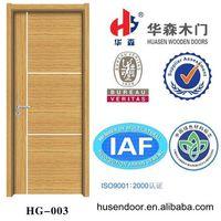 zhejaing new design wooden door mdf door