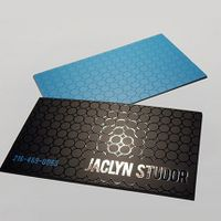 Business card printing spot uv name card,customize card printing supplier thumbnail image