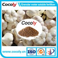 NPK Cocoly granular water soluble fertilizer high quality