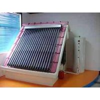 split solar water heating