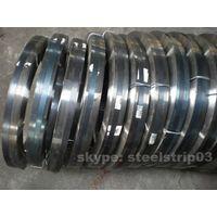 sell black finish carbon spring steel strip thumbnail image