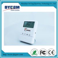 Household Usage Temperature Sensor For GSM Alarm