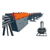 Double Wire Straightening Cutting Machine Manufacturer