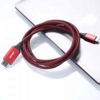 USB Type C To Hdmi 4k 60 Hmz 1.8m Cable, USB C Male To Hdmi Male