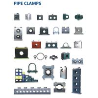 Top quality Chinese pipe clamps