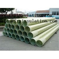 FRP Chemical Pipe/ FRP Portable Water Pipe thumbnail image
