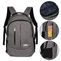 Anti Theft Water Resistant Travel College Bag Business Laptop Backpack17 Inches Laptop