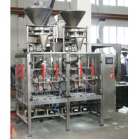 Automatic Double-Line Salt Packaging Machine (VFS5000DS) thumbnail image