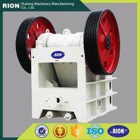 stone quarry equipment rock crusing machine mini jaw crusher thumbnail image