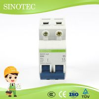 DZ47-63 Circuit Breaker, Miniature Circuit Breaker, MCB with CE ISO CCC