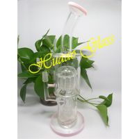 Hand blown new style sell like hot cakes 5mm glass water pipe with high borosilicate glass