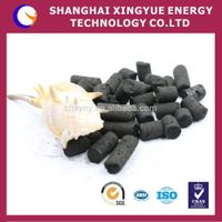coal Based Column Activated Carbon for Gas Processing