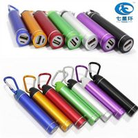 On promotion portable gift power bank 2000 mah for Samsung for Iphone