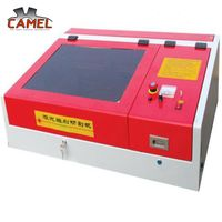 CA-2030 mini laser stamp engraving machine 40w /hobby laser engraver