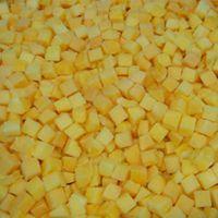 frozen mango fruit