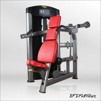Comercial Fitness Equipment Seated shoulder press strength machine