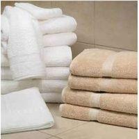 Bath towel hotel white bath towel GTW10106 thumbnail image