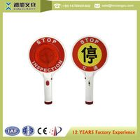 Hot sale Superior quality Hand hold stop sign