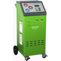 Semi Automatic R134a Refrigerant Recovery And Charging Machine