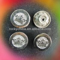 Nickel Color Jeans Button