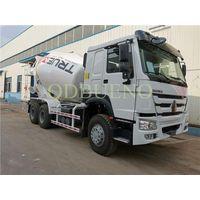 8m³ Cement Concrete Mixer Truck thumbnail image