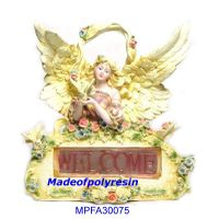 resin angel,resin angel figurine & crafts thumbnail image