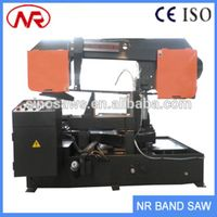 G-400 NR high efficiency reliability hydraulic metal cutting metal cutting band saw