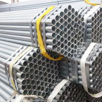 Wholesale ASTM A53 Galvanized GI Tube Pre-Galvanized Pipe thumbnail image