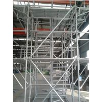 ring lock scaffolding system thumbnail image