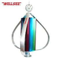 Wellsee WS-WT 300W vertical wind generator small