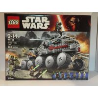 Lego 75151 Clone Turbo Tank Set
