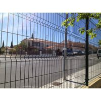 Welded mesh fence wire fencing security fence 3D fence panels thumbnail image