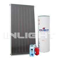 Split Flat Plate Pressurized Solar Water Heater