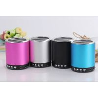 2014 cheap bluetooth speaker DS-802 support TF/USB/FM
