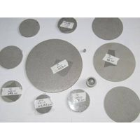Porous stainless steel sintered plate thumbnail image