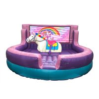 Inflatable Mechanical Bull For Party thumbnail image