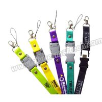 Woven Lanyard with usb flash disk
